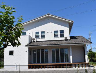 岐阜県羽島市Y様邸 価格3,000万円台